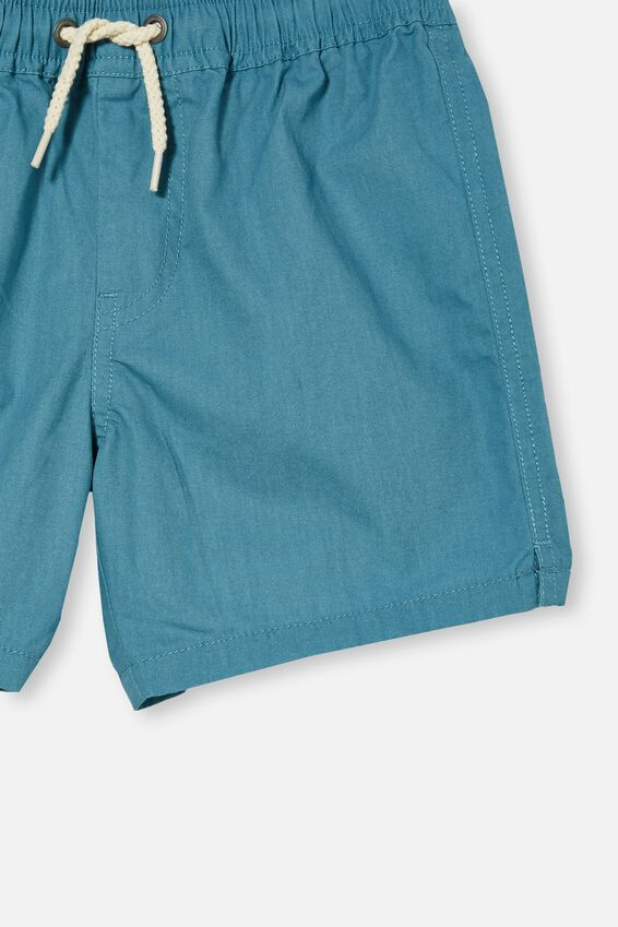 Volly Short, TEAL STORM