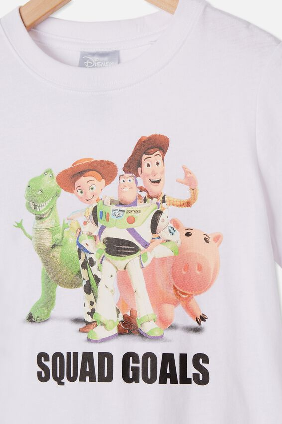 Co-Lab Short Sleeve Tee, LCN DIS TOY STORY SQUAD