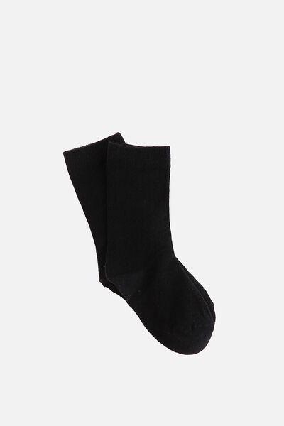 Kooky Socks, OTS - BLACK