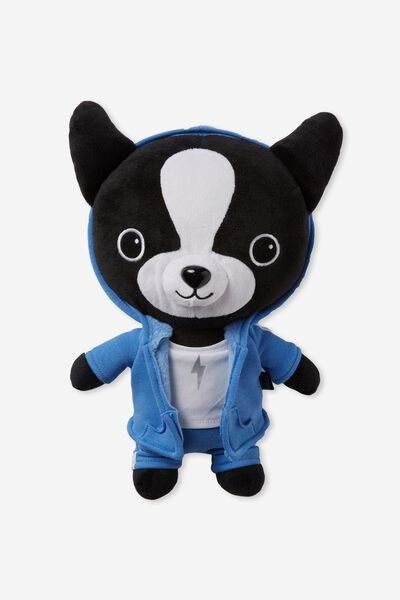 30Cm Medium Plush Toy, MAX ROCKSTAR
