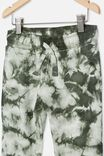 Corey Trackpant, SWAG GREEN/TIE DYE
