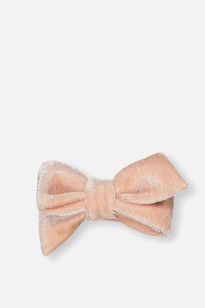 Party Hairclips, VELVET BOW