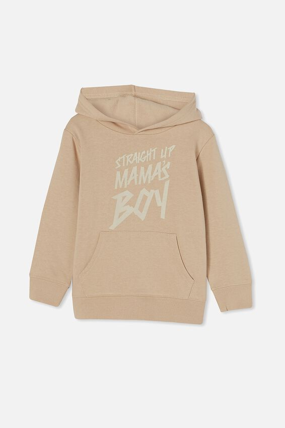 Milo Hoodie, SEMOLINA/STRAIGHT UP MAMAS BOY