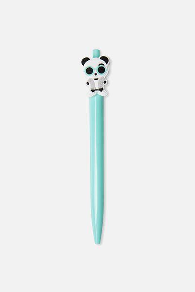 Sunny Buddy Character Pen, OLI ROCKSTAR