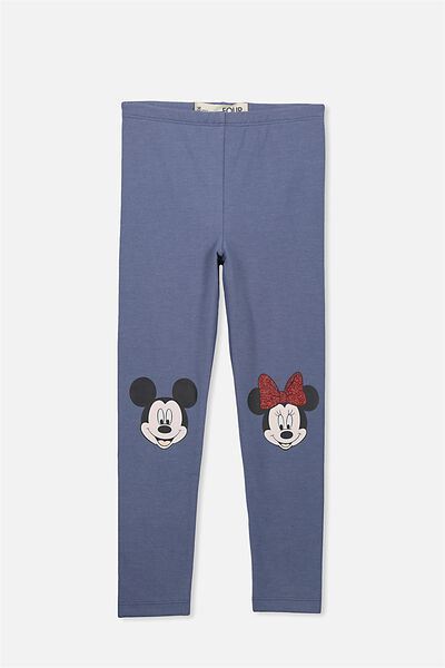 Huggie Tights, MINNIE MICKEY/MID BLUE MARLE
