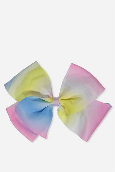 Statement Bows, RAINBOW OMBRE