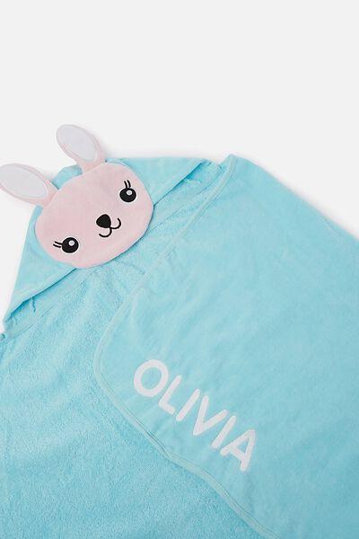 Sunny Buddy Character Towel Personalised, MIA