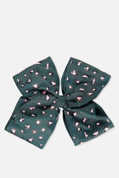 Statement Bows, SHADED SPRUCE