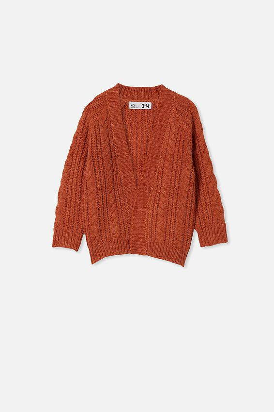Cooper Cardigan, ROASTED ALMOND
