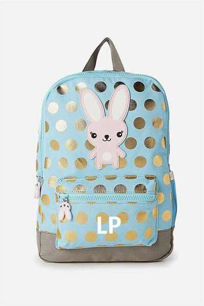 Personalised Sunny Buddy Backpack, MIA