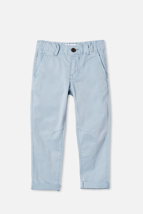 Roller Chino, WATER BLUE