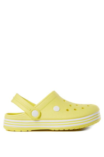Hippo Clog, HOT YELLOW