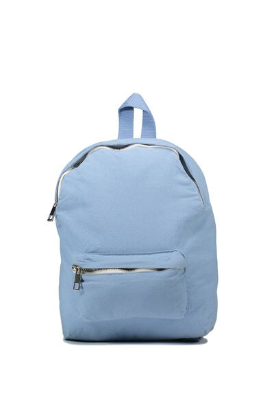 Mini Backpack, EXCLUSIVE BLUE