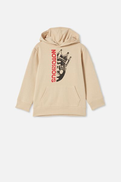 License Hoodie, LCN NOTORIOUS BIGGIE/SEMOLINA