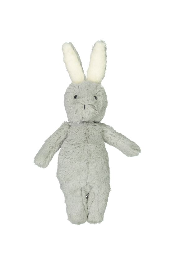 Snuggle Bunny Toy, PALE GREY