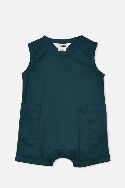 Pedro All In One, PETROL TEAL