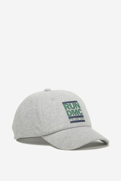 Licensed Baseball Cap, RUN DMC