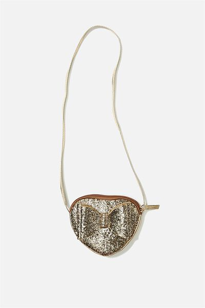Heart Party Bag, GOLD