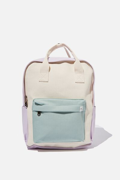 Back To School Backpack, LILAC