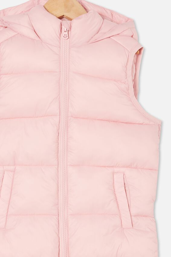 Billie Puffer Vest, MARSHMALLOW