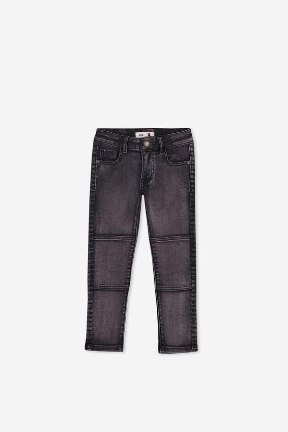 Matt Moto Jean, BLACK WASH