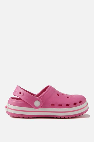 Hippo Clogs, ELECTRIC PINK