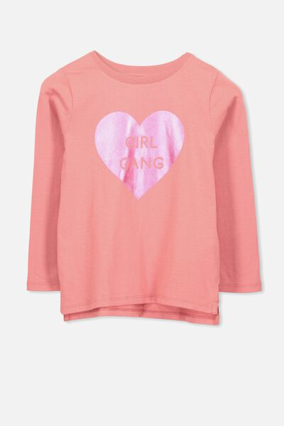 0ce8dca9783 Girls Tops   T-Shirts - Short Sleeve   More