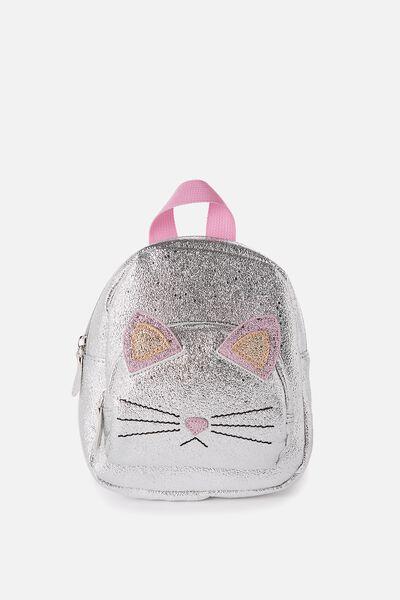 Mini Fashion Backpack, CAT