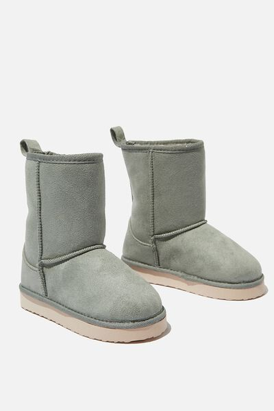 Classic Homeboot, SILVER SAGE