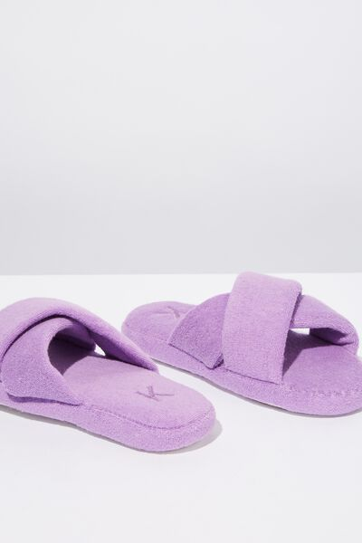 Terry Slipper, AFRICAN VIOLET