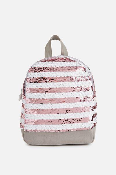 Sunny Buddy Sequin Bag, AVA