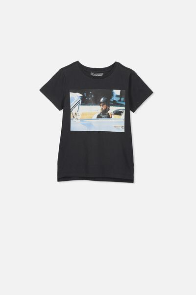 Short Sleeve License1 Tee, LCN MT PHANTOM/ICE CUBE