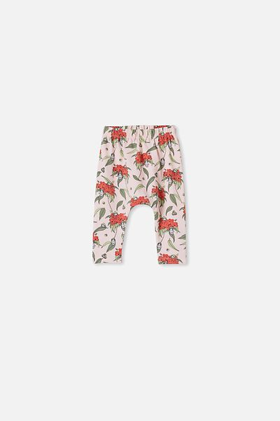 The Legging, LCN MAY CRYSTAL PINK/BLOSSOM BABIES
