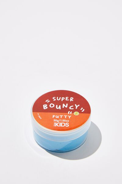 Kids Putty, SUPER BOUNCY/BLUE
