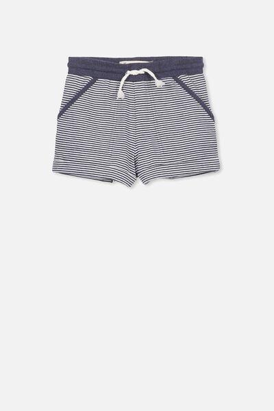 Nila Knit Short, PEACOAT/VANILLA YDS