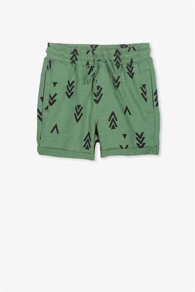 Henry Slouch Short, GABBY GREEN/ARROWS