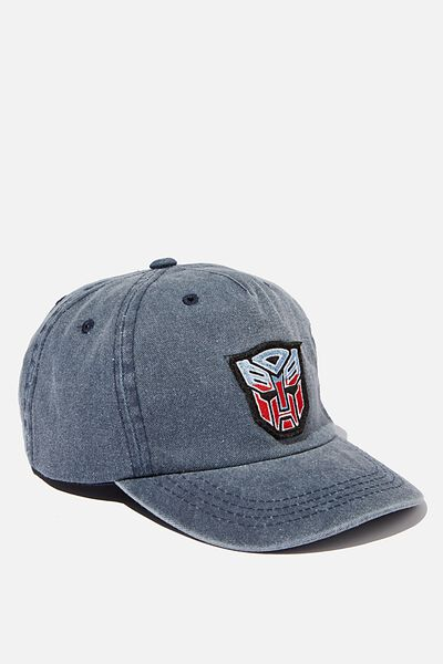 Licensed Baseball Cap, LCN HAS TRANSFORMERS