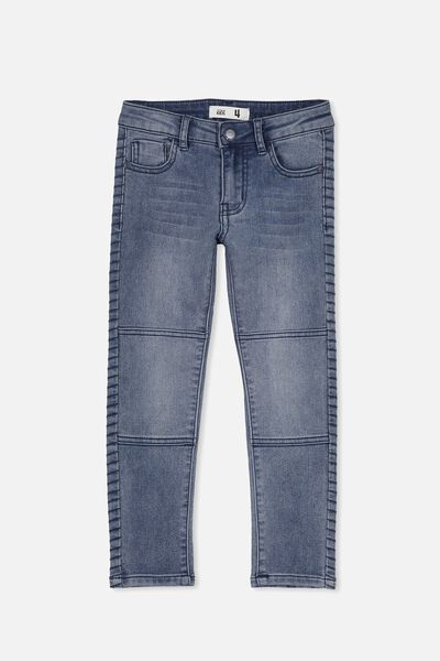 Matt Moto Jean, BLUE WASH