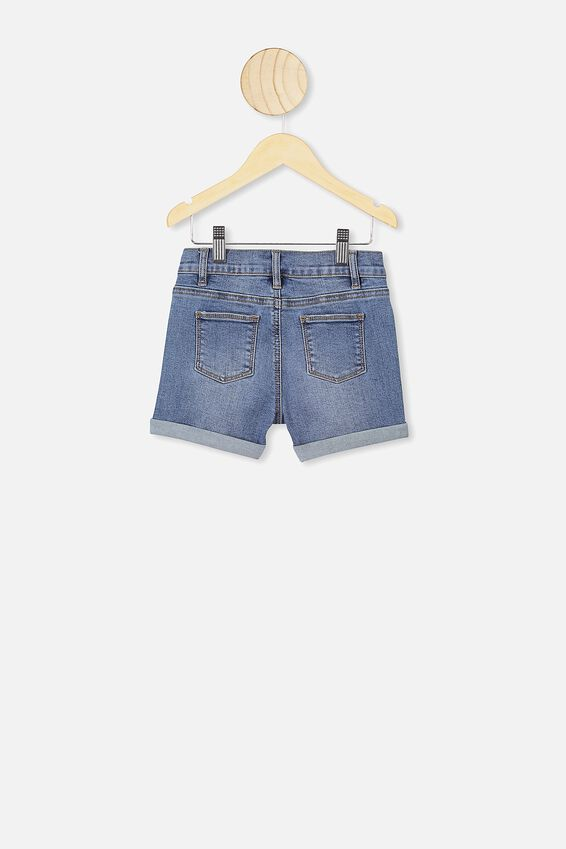 Camilla Denim Short, VINTAGE WASH