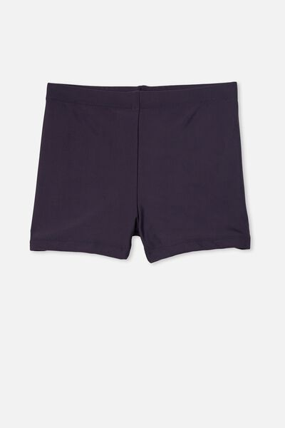 Billy Boyleg Swim Trunk, INDIAN INK