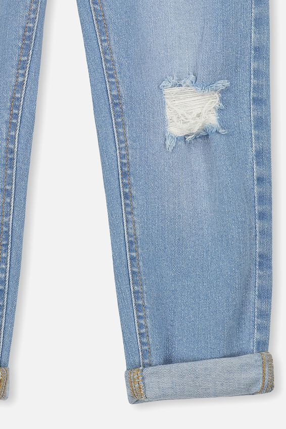 Indie Slouch Jeans, LIGHT WASH