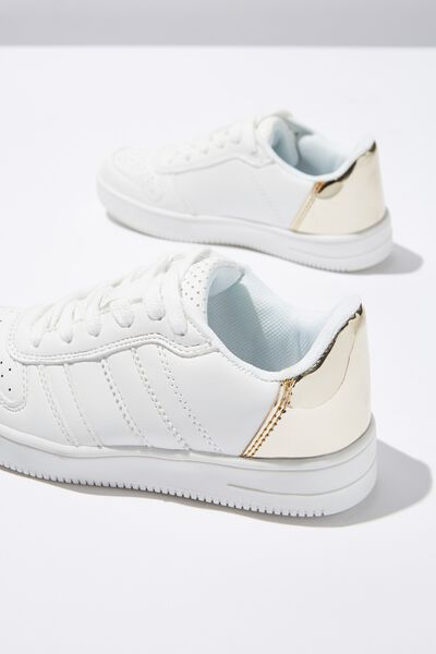 Spliced Trainer, GOLD