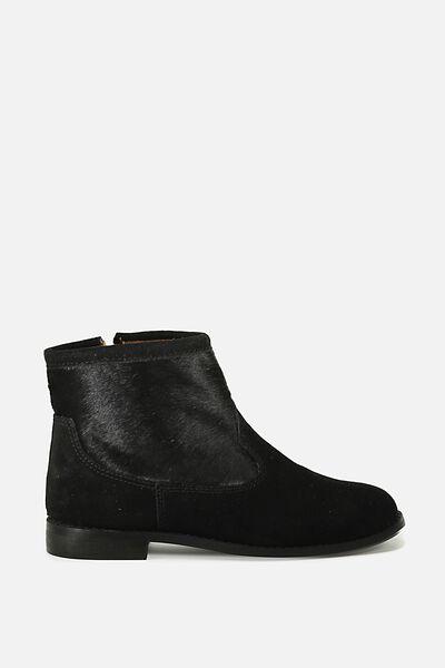 Sophia Boot, BLACK