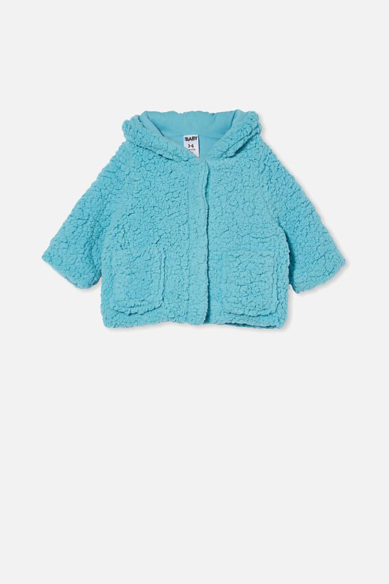 Ashley Jacket, BLUE ICE