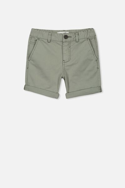 Walker Chino Short, SILVER SAGE