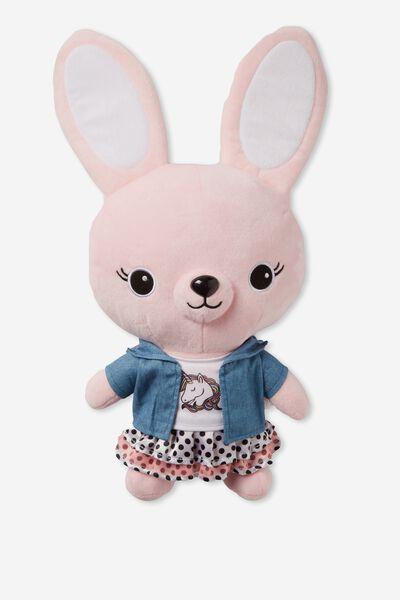 30Cm Medium Plush Toy, HIP MIA