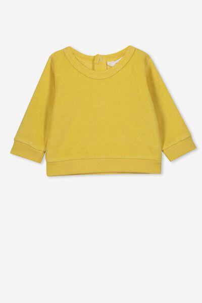 Billie Sweater, CORN SILK