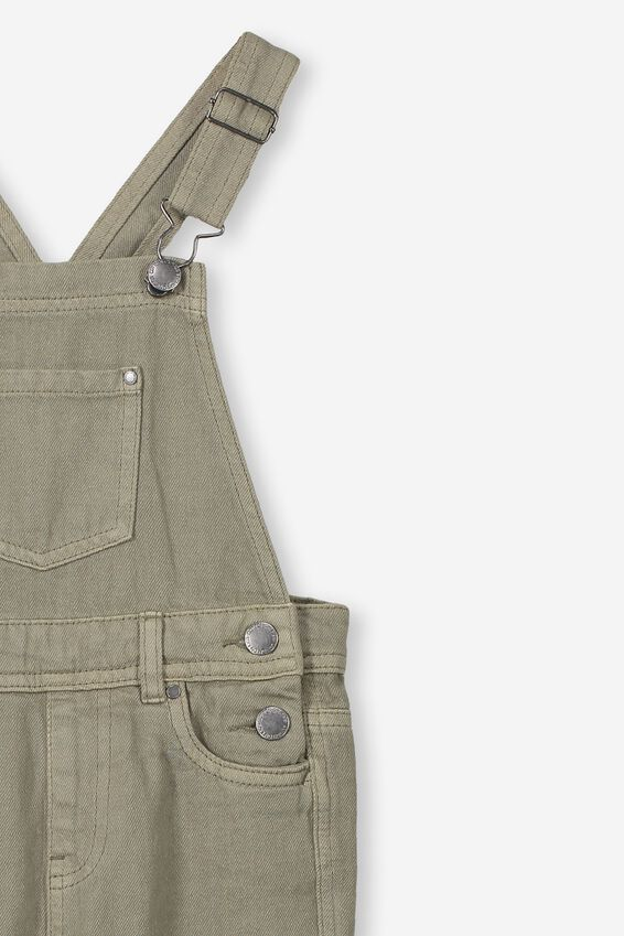 Sam Slouchy Overall, SILVER SAGE