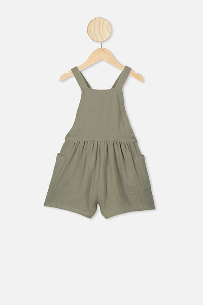 Tilly Playsuit, SILVER SAGE