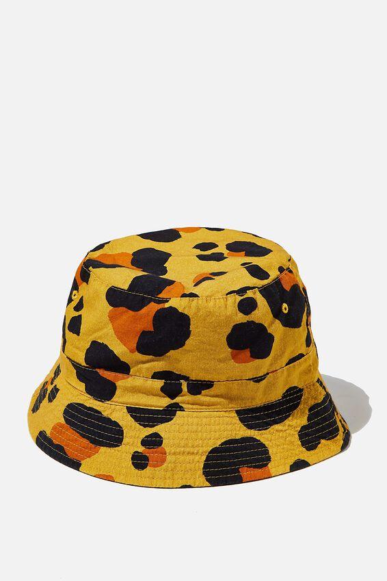 Kip&Co Reversible Bucket Hat, LCN KIP TARZAN